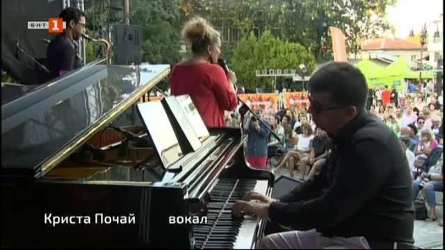 Биг бенд Нишвил /Сърбия/ и Ню квартет Балаж Бади /Унгария/