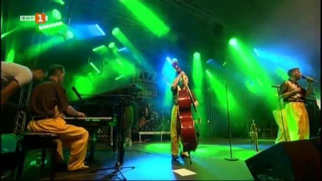 Международен джаз фестивал Банско 2018: Джайв ейсес /Великобритания/
