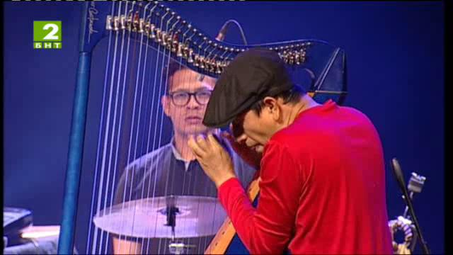 Джаз линия – Музикален фестивал Жълтите павета: Едмар Кастеда трио – 2 февруари 2016