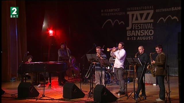 """Джаз фестивал """"Банско 2016"""": Концерт на Найсблу и Гоце Стевковски септет – 4.04.2017"""