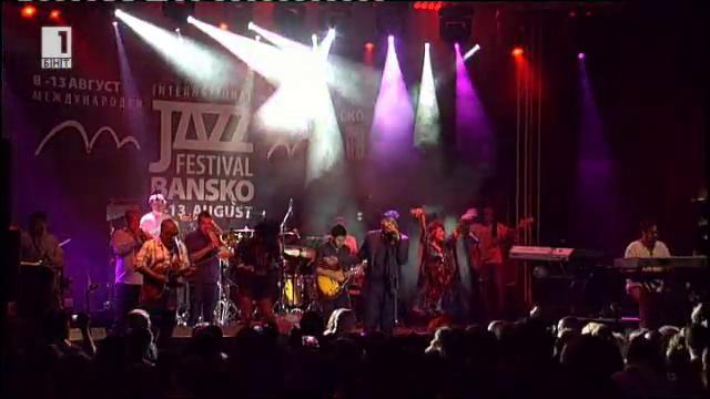Джаз фестивал Банско 2015: Концерт на Инкогнито /Великобритания/ - 05.05.2016
