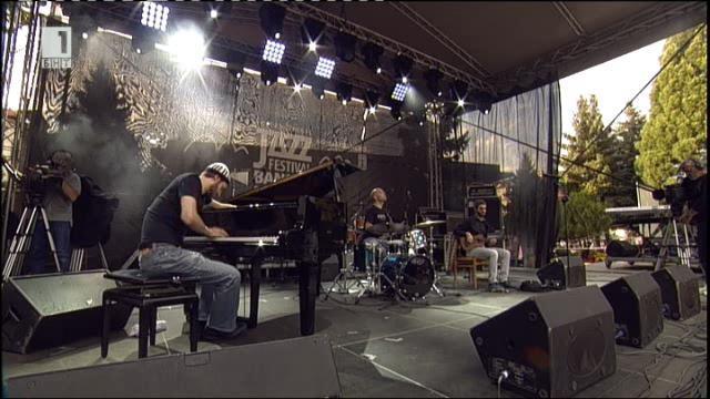 Джаз фестивал Банско 2015: Дейвид Хелбок трио и Джем Стейшън - 7 февруари 2016