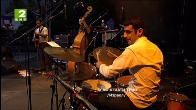 Джаз фестивал Банско 2014: Концерт на Асаф Кехати трио /Израел/