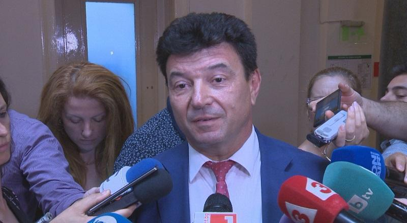 Charges Pressed against Former GERB MP Zhivko Martinov