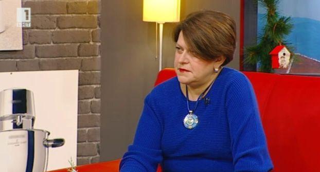Татяна Дончева - гост в Животът е вкусен