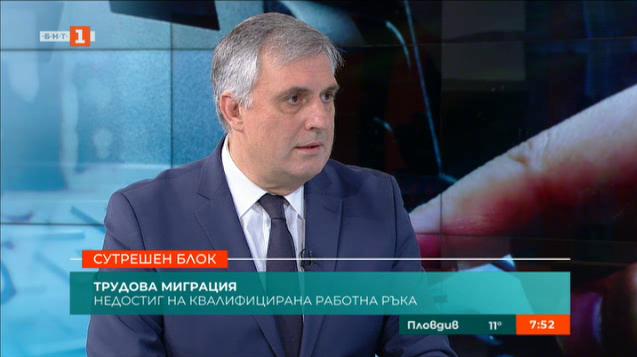 Ивайло Калфин: Заплатите в България растат, но неравномерно