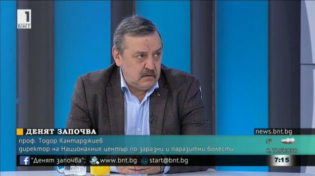 Тодор Кантарджиев: Гнезда на морбили в Сърбия има в близост до нашата граница