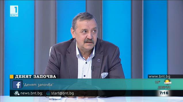 Проф. Кантарджиев: Проблеми са се натрупали във всички сфери на здравеопазването