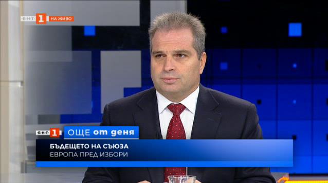 Гроздан Караджов: Десницата в България е носителят на европейската мечта