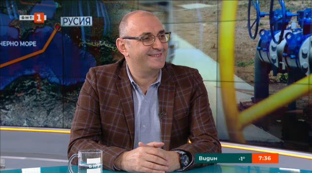 Милен Керемедчиев: България е от страната на губещите от Турски поток
