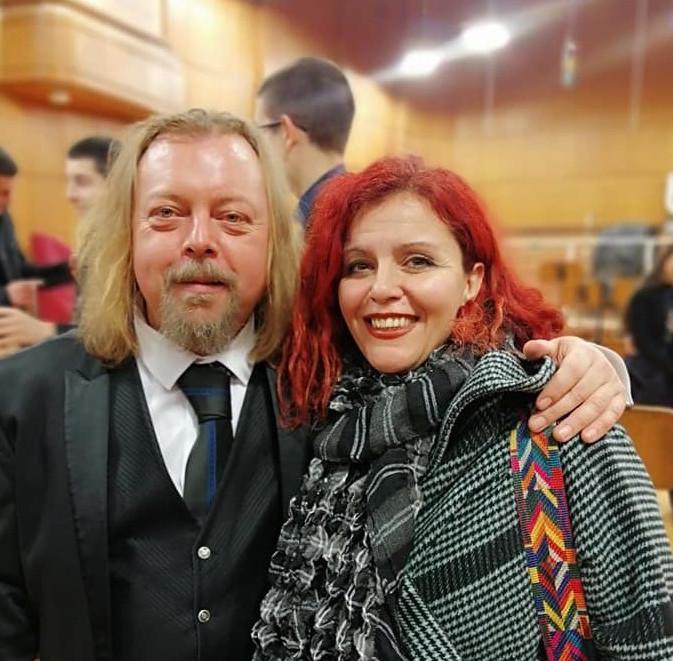 В близък план: Евелина и Димитър Христов