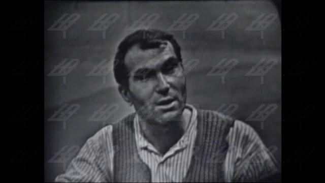 "Йордан Радичков и ""Ямурлукът"", 1969 година"
