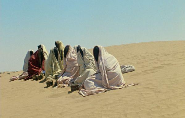 Бялото слънце на пустинята