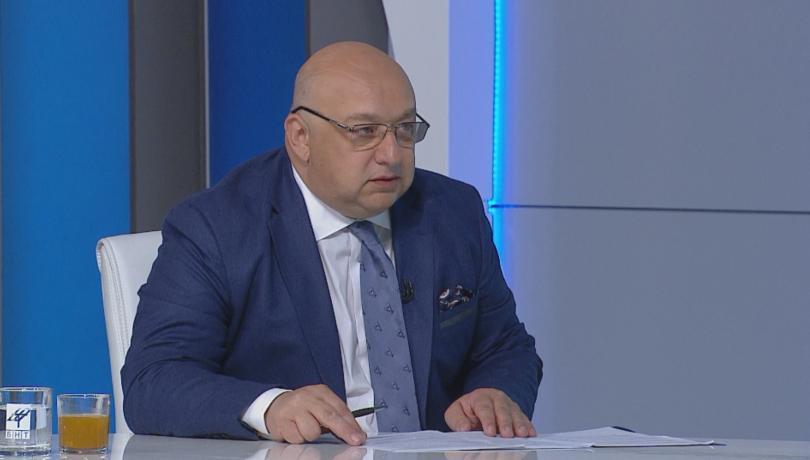 Спортът срещу хулиганството - говори министър Красен Кралев