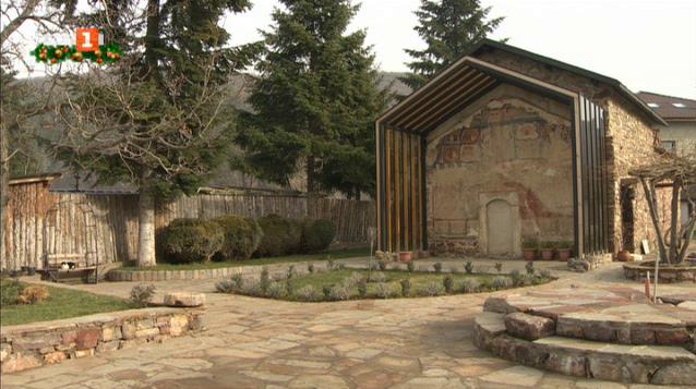 Кремиковският манастир Св. Георги победоносец
