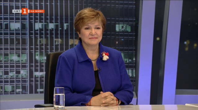 Кр. Георгиева: Когато търгуваме и работим заедно, светът ще бъде по-мирен