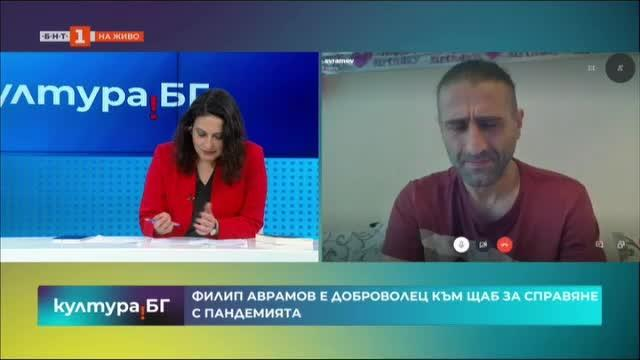 Актьорът Филип Аврамов - съпричастност по време на кризата
