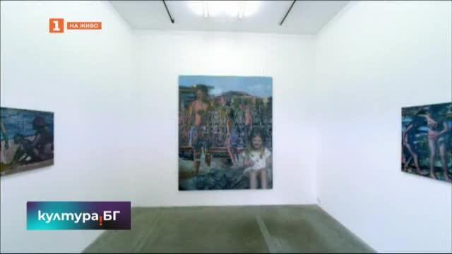 Изложба на Димитър Генчев в Пловдив
