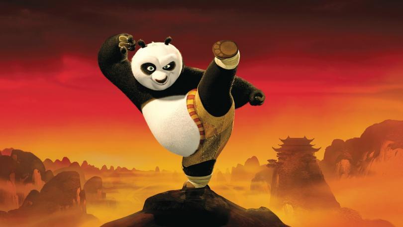 Кунг-фу панда 1