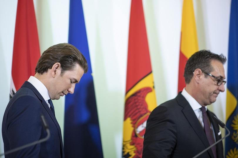 Политическа криза в Австрия - как ще се отрази на предстоящия вот за ЕП?