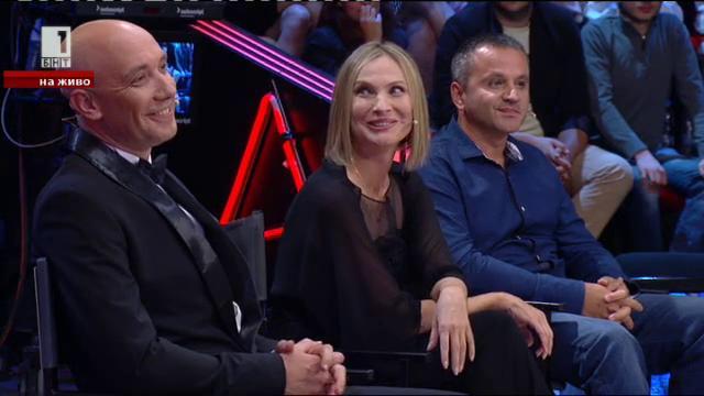 Звездите на българското кино - Ваня Цветкова и Захари Бахаров