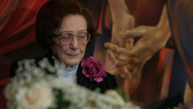 100 години от рождението на Леда Милева