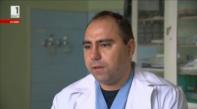 Протестът на един млад лекар – история от болницата в Ботевград