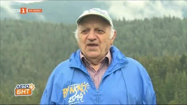 Асен Тренчев на 89 продължава да покорява спортни върхове