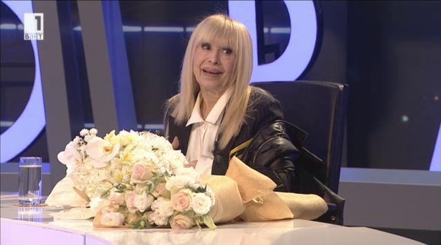 Лили Иванова: Господ е Любов и той е решил да пея за любов