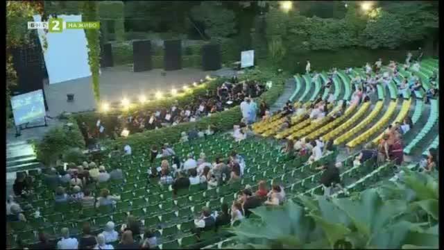Опера в летния театър във Варна ще посреща гости