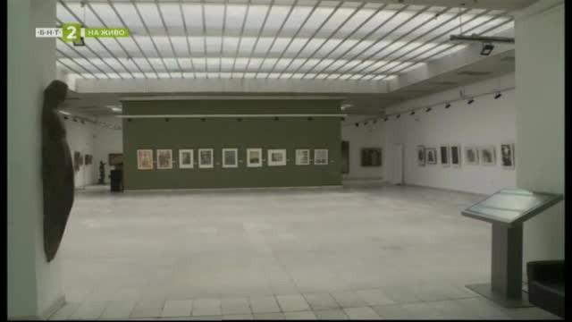 Селфи с картина - инициатива на русенската художествена галерия