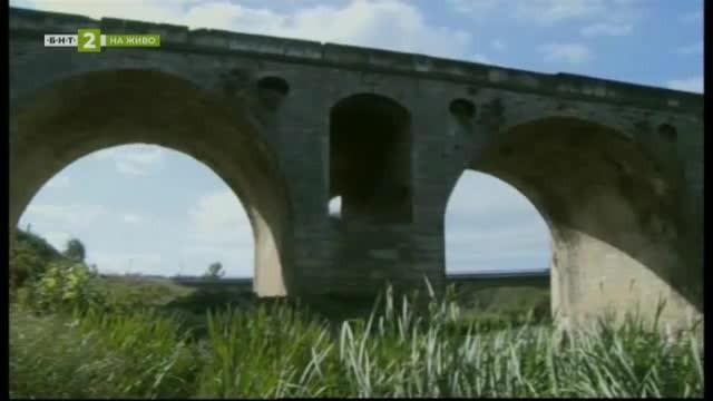 Реставрацията на емблематичния мост на Колю Фичето до гр. Бяла