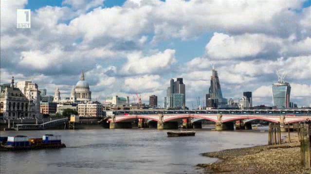 Вкусната Европа: Лондон
