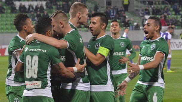 В четвъртък БНТ1 ще излъчи мача на Лудогорец от турнира УЕФА Лига Европа