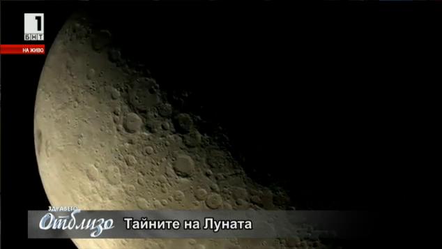 Обратната страна на Луната