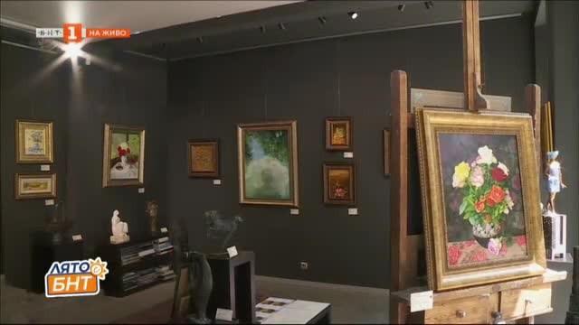 Изложба на Елена Стоева във варненската галерия Папийон