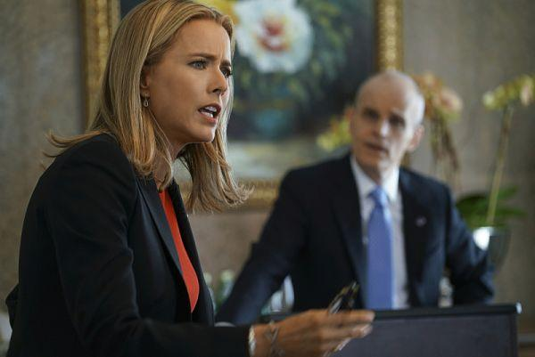 Госпожо Държавен секретар