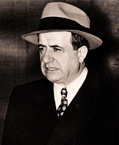 """Албърт Анастасия - """"Лудият шапкар"""" или """"Великият екзекутор"""""""