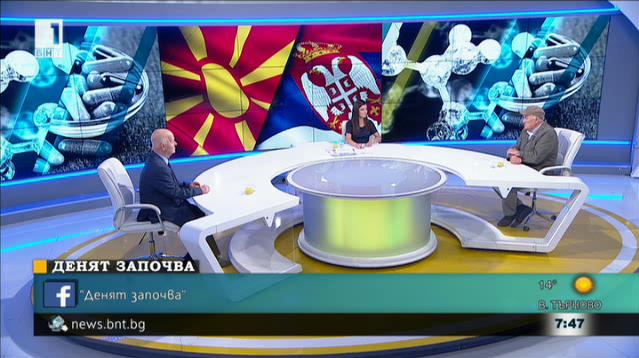 Отзвукът след кратката дипломатическа буря между Сърбия и Македония