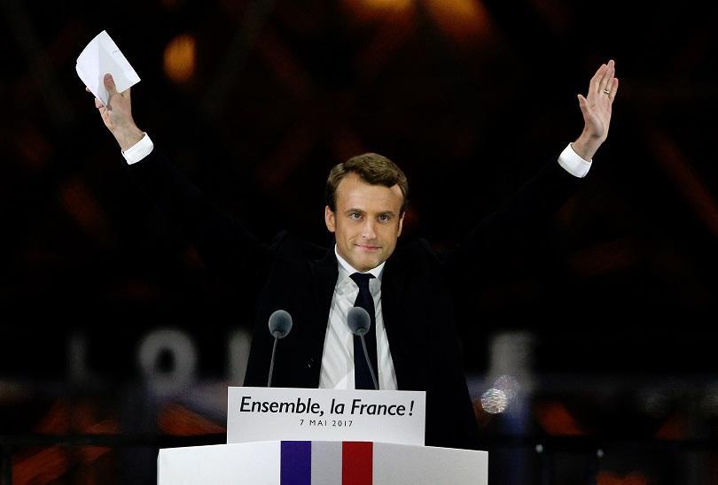 Франция след победата на Макрон