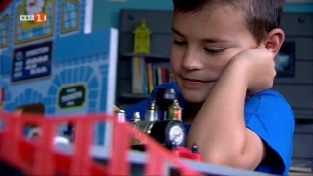Историята на един талант: малкият музикант Леон