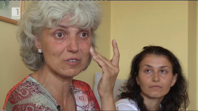 Ваня и Катя в защита на една градинка
