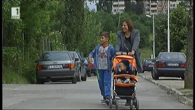 Историята на Неда, преминала през изпитания, за да има деца
