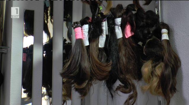 Втори живот на отрязаните коси
