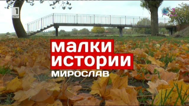 Мирослав и мостът