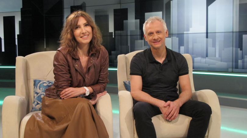 Иван Бърнев и Маргита Гошева заедно на сцената и в живота