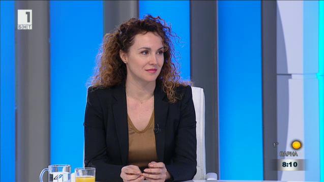 Мария Петрова зае ръководен пост в Европейския съюз по гимнастика