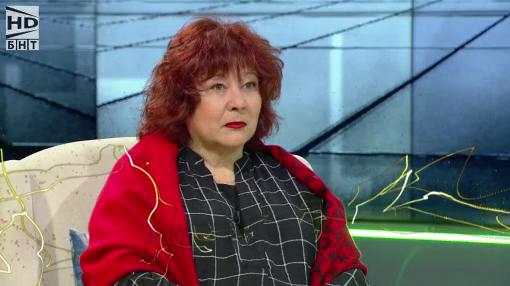 Мария Статулова - гост в Извън играта