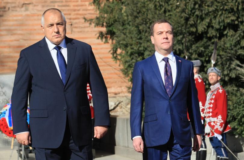 България, Русия и Западът - цели и послания от посещението на Медведев в София