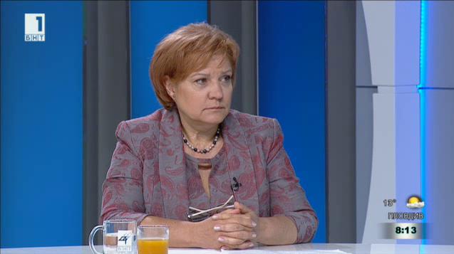 Менда Стоянова: Финансовата и фискална устойчивост на държавата е много добре